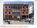 Baile disfraces Carnaval Venecia