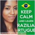 Portuguese Lessons with a Brazilian Teacher
