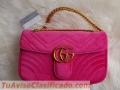 Bolso Gucci Marmont Velvet