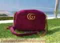 Bolso Gucci Mini Marmont Velvet