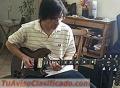 Clases de Guittarra Electrica y Musica