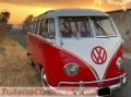 Volkswagen t1 samba, ottima conservazione